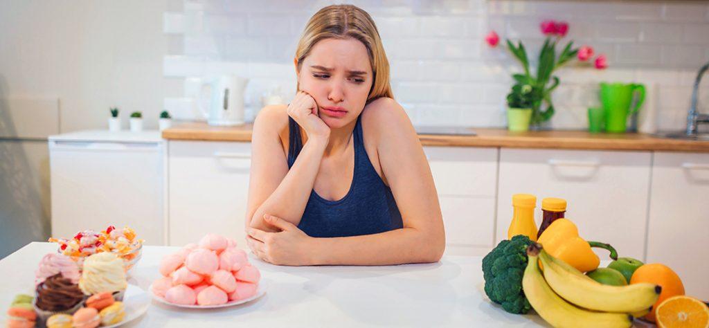 ansiedad y alimentos cuerpo