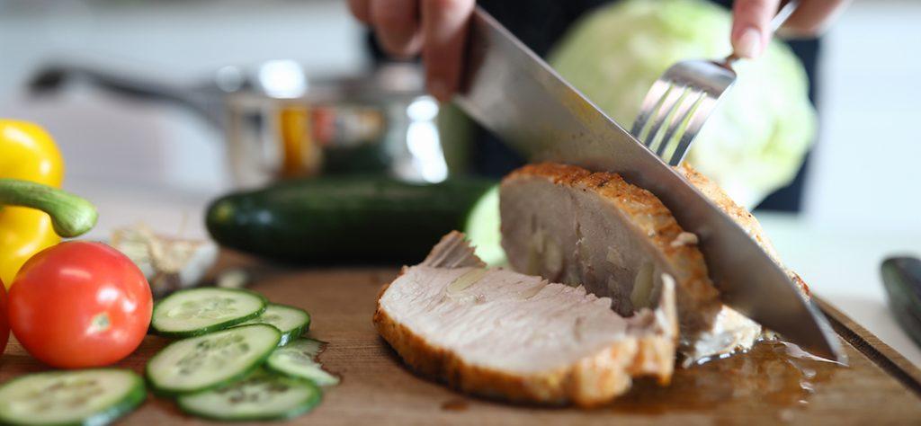 carnes magras Ansiedad y alimentos