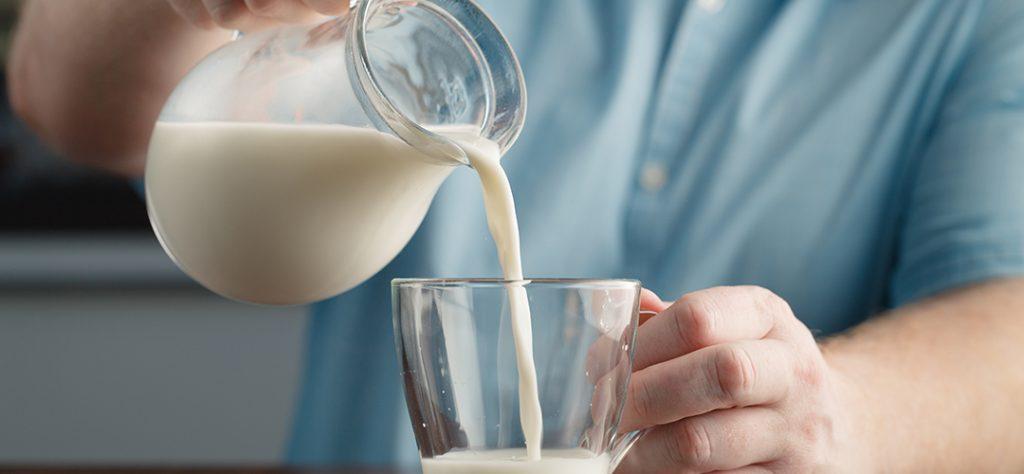 consumo lacteos