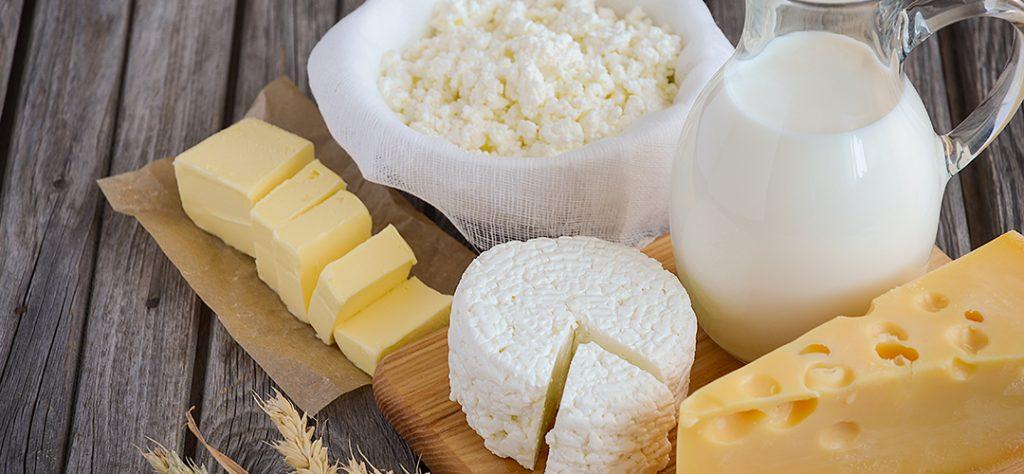 lacteos Ansiedad y alimentos