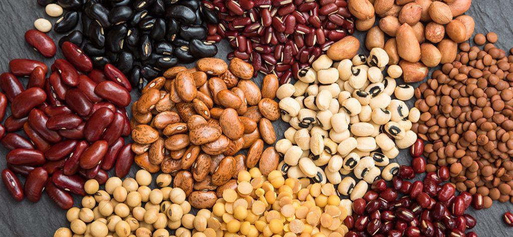 legumbres Ansiedad y alimentos