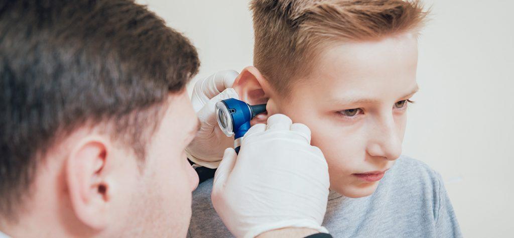 pruebas auditivas para niños limpieza de oidos